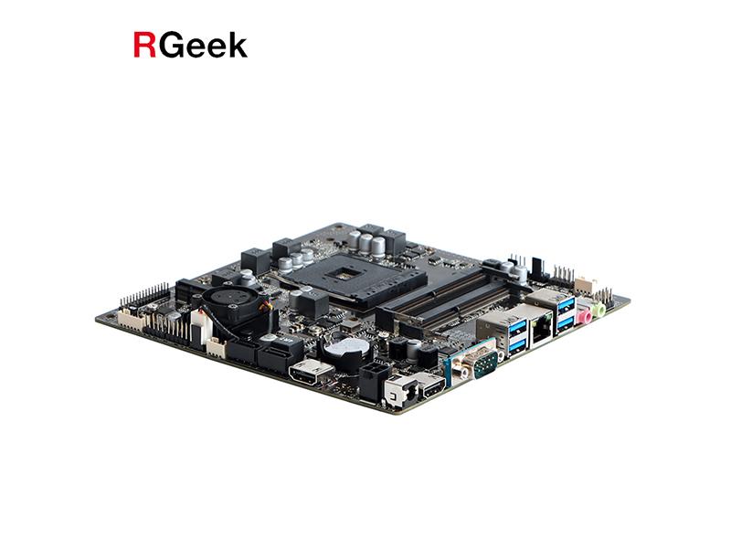 AMD A320D ITX Motherboard